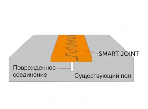 Деформационный шов Conecto Smart Joint ремонтный