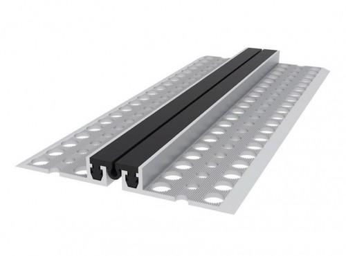 Алюмінієвий підлоговий профіль Elasto