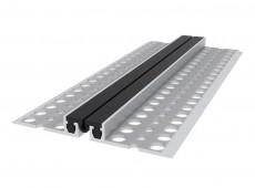 Алюминиевый напольный профиль Elasto